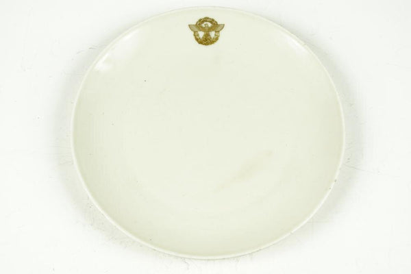 Polizei plate 19,5cm. no chips in the porcelain. WW2 German