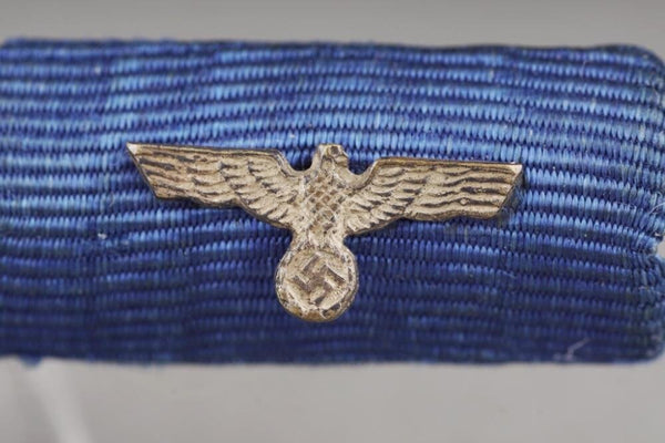 4-place ribbonbar. WW1/WW2 German