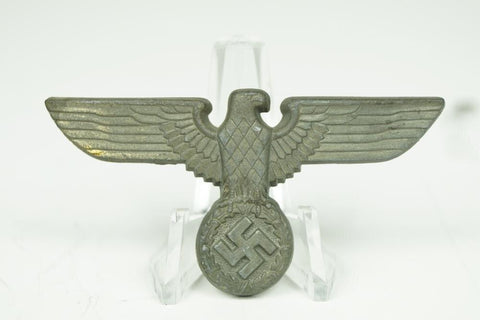 "WW2 German SA Eagle for the ""Schaftmütze"" (Gold)"