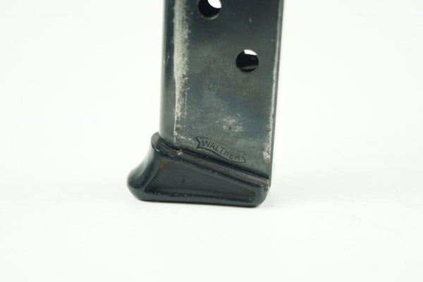 Walther PPK 7.65 magazine. Great condition! Early piece. - Nordic-Militaria