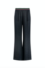 Load image into Gallery viewer, Midnight wide leg trouser