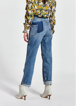 Load image into Gallery viewer, Zarmadillo patchwork jeans