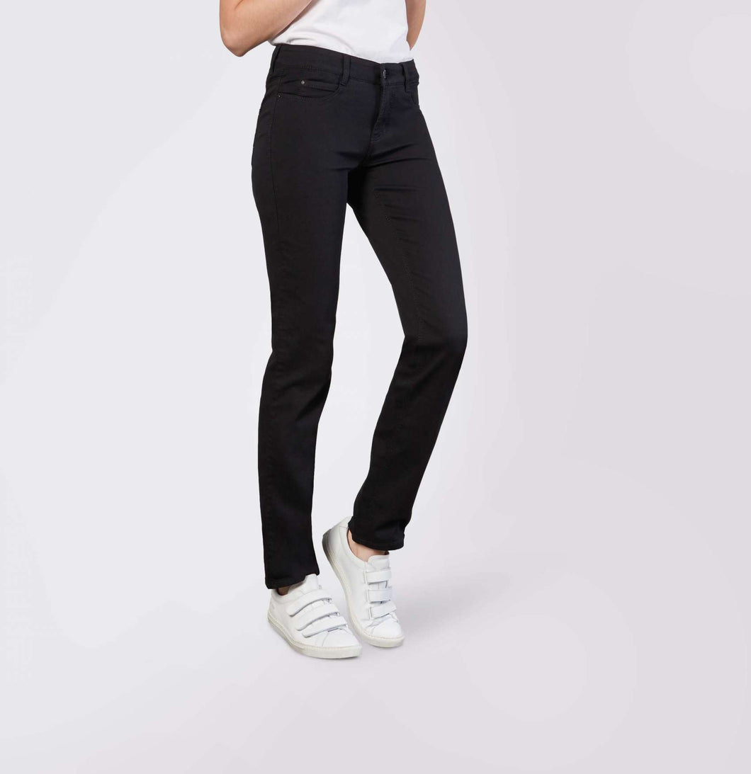 Dream straight jeans black wash