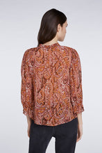 Load image into Gallery viewer, Paisley print top