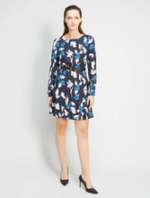 Load image into Gallery viewer, Lapponia A-line printed dress