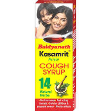 Top Herbal Cough Syrup Brands in India