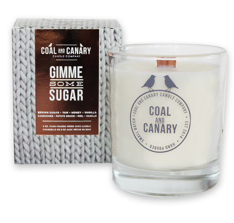 Coal & Canary Gimme Some Sugar Candle
