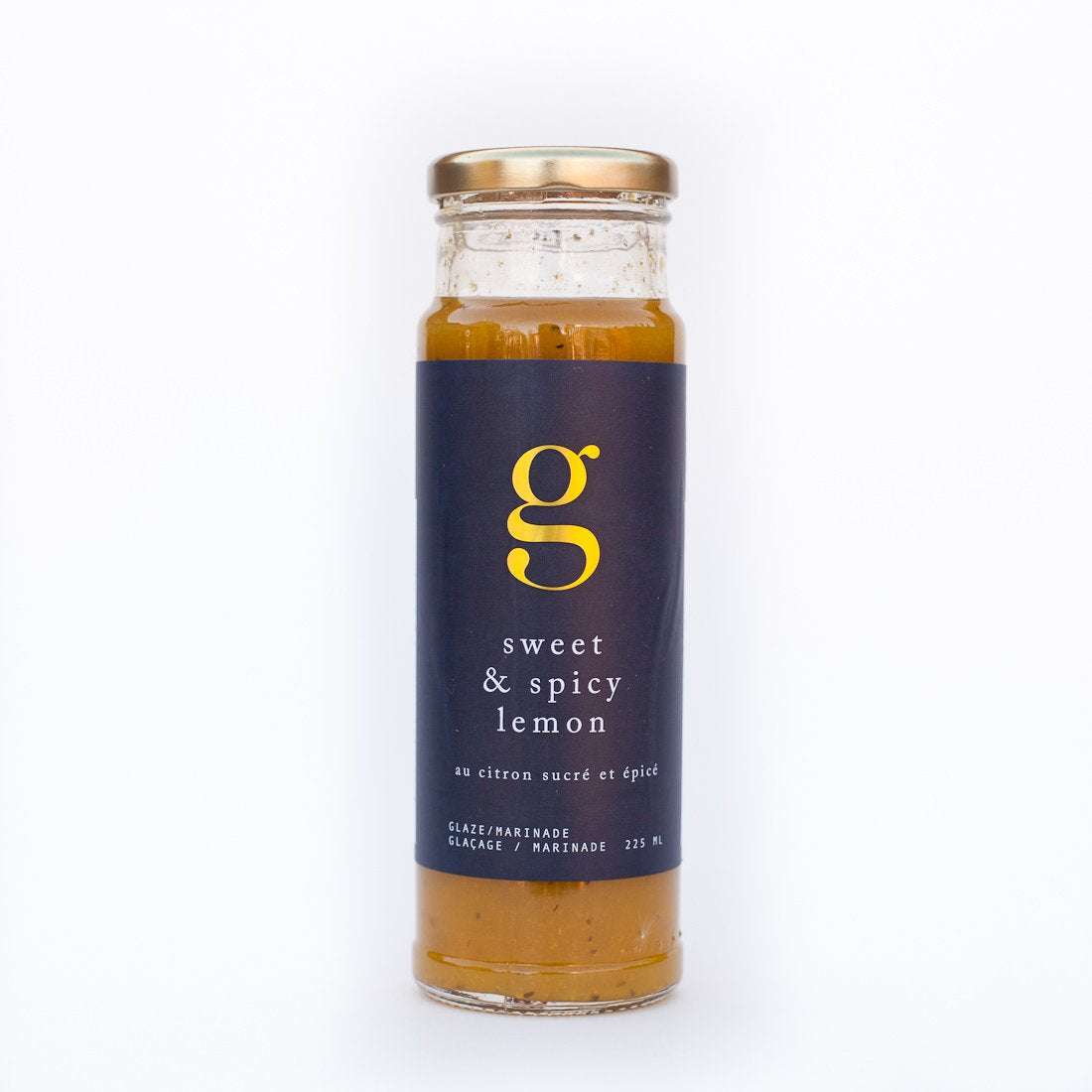 Gourmet Inspirations Sweet & Spicy Lemon Glaze/Marinade