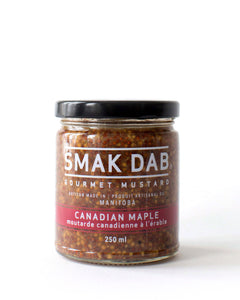 Smak Dab Canadian Maple Mustard