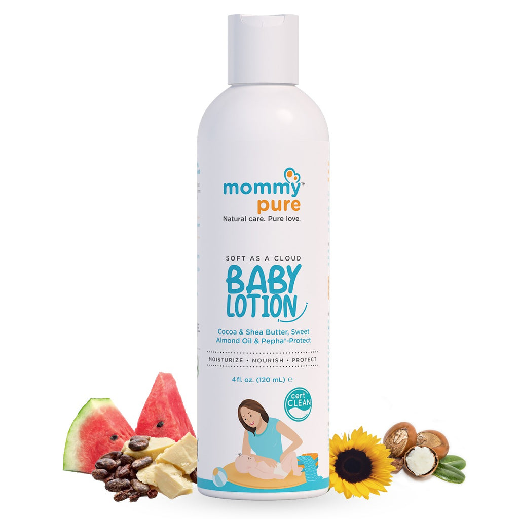 Soft as a Cloud Baby Lotion 120ml