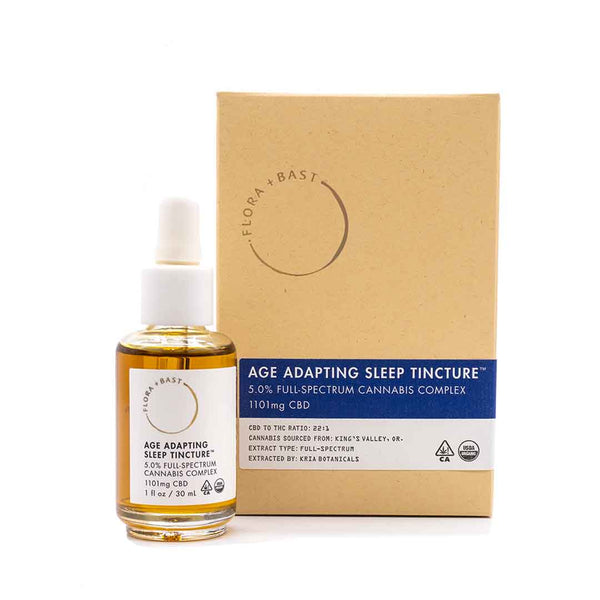 Recovery is the key to a healthy mind and body.  The Age Adapting Sleep Tincture works by regulating sleep-wake cycles, called circadian rhythms.  When taken 30 minutes before intended bedtime, users fall asleep with greater consistency and ease, stay asleep longer, and wake up more refreshed.