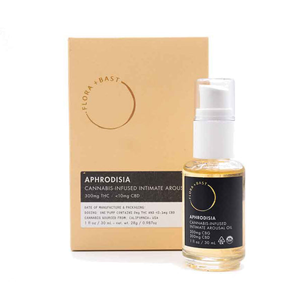 Aphrodisia Intimacy Arousal Oil