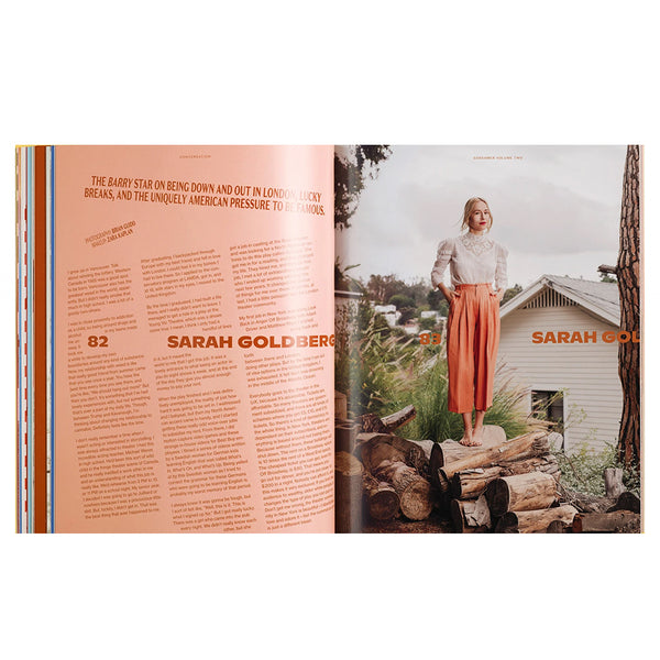 Gossamers Vol 2 Volume Two delves deep into the idea of Paradise.
