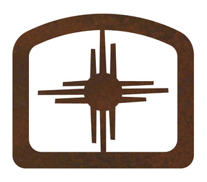 LNH-1617 - New Mexico Sun Letter Holder