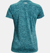 Indlæs billede til gallerivisning Women's UA Twist Tech™ V-Neck, green
