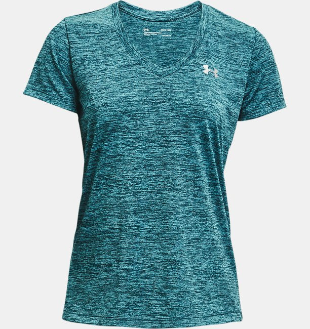 Women's UA Twist Tech™ V-Neck, green