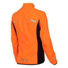 Indlæs billede til gallerivisning S1 RUN JACKET WOMENS, ORANGE
