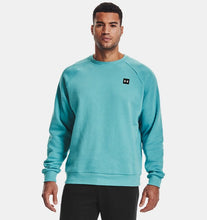 Indlæs billede til gallerivisning Men's UA Rival Fleece Crew