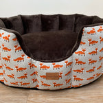 Freddie Fox Hand-Made Cave Dog Bed
