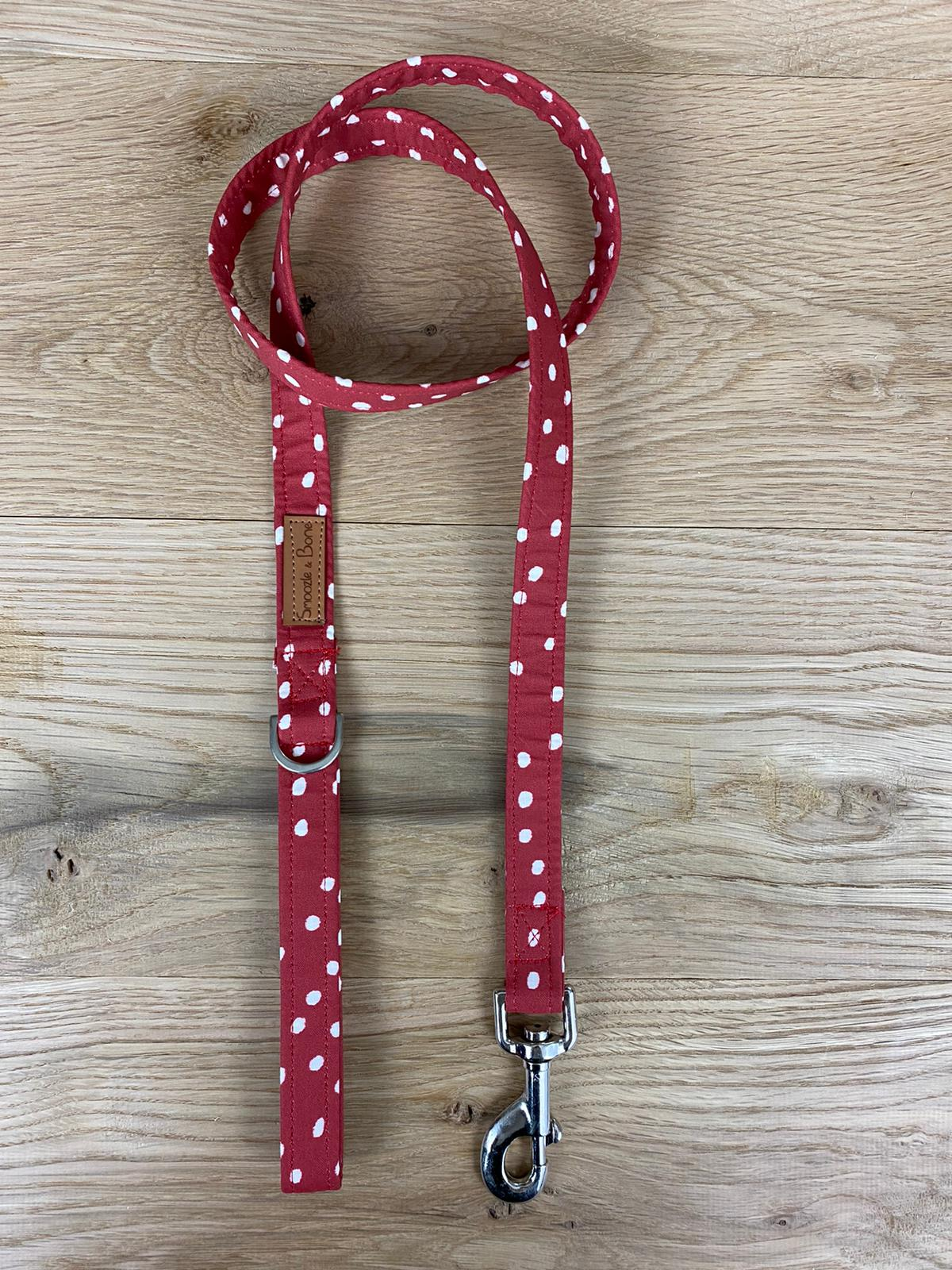 Red Spotty Lead