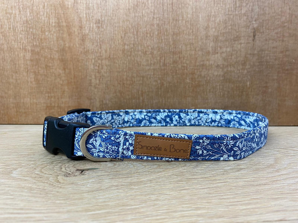 China Blue Liberty Collar