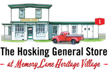 The Hosking General Store at Memory Lane