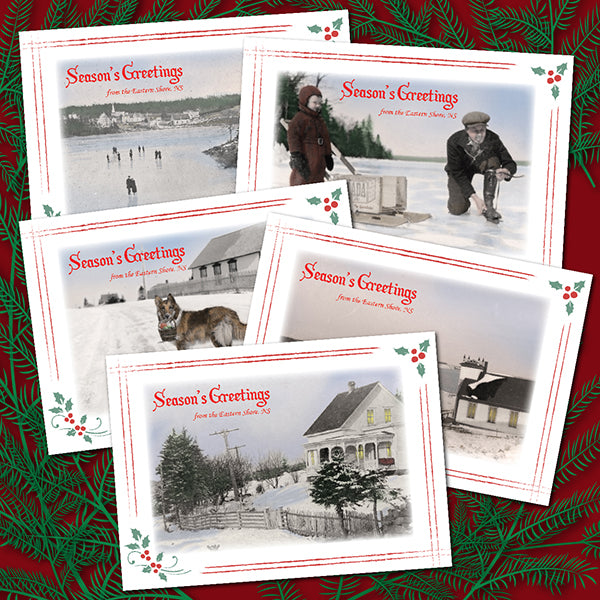"20th Anniversary ""Landmark Series"" Holiday Card Set"