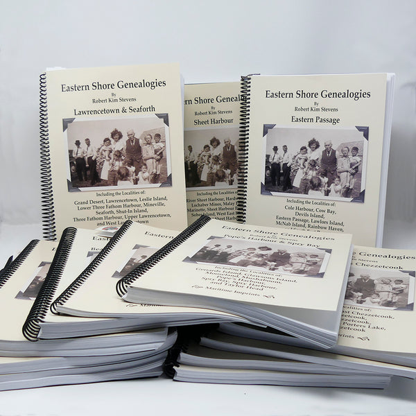 Eastern Shore Families Genealogy Series - Digital Downloads