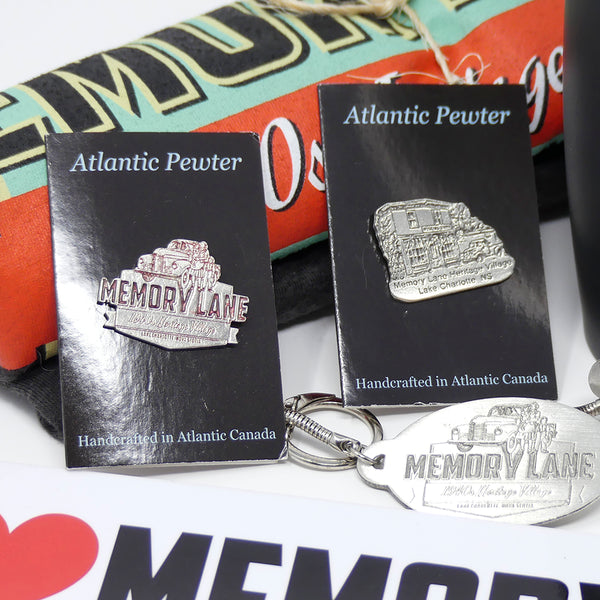 Memory Lane Lapel Pins