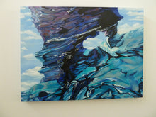 Load image into Gallery viewer, Brenchley-Damarell, Anne -   Rocks at Little Fistral