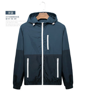 Jacket Men Plus Size Windproof Harajuku Couple Clothes Stylish Patchwork Mens Jackets and Coats Ulzzang Males Streetwear Coat
