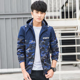 Jacket Men Printed Long Sleeve Couple Clothes Plus Size Loose Mens Jackets and Coats All Match High Quality Zipper Soft Trendy