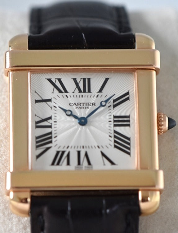 Cartier Tank Chinoise CPCP (Collection Privée, Cartier Paris)
