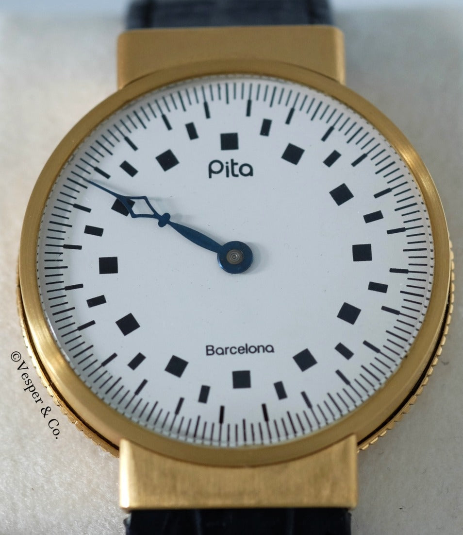 Pita Barcelona Minimalist Watch
