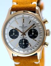 Load image into Gallery viewer, Breitling Chronograph in Gold Ref. 810