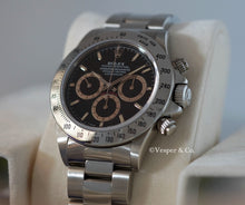 "Load image into Gallery viewer, Rolex Daytona 16520 ""Brown Compax"""