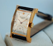 "Load image into Gallery viewer, Patek Philippe 18K Pink Gold Ref. 2441 ""Eiffel Tower"""