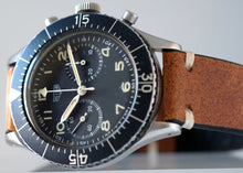Load image into Gallery viewer, Heuer Bundeswehr Chronograph SG 1550