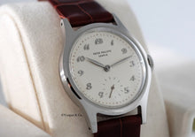 Load image into Gallery viewer, Patek Philippe Steel Ref. 565 Calatrava