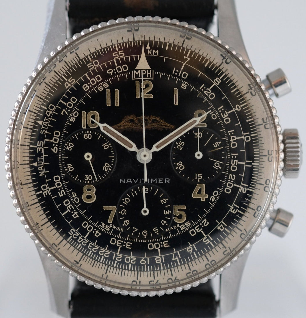 Breitling Early Navitimer Beaded AOPA Logo Ref. 806