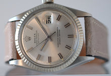 "Load image into Gallery viewer, Rolex Datejust ""Wide Boy"" Ref. 1601"