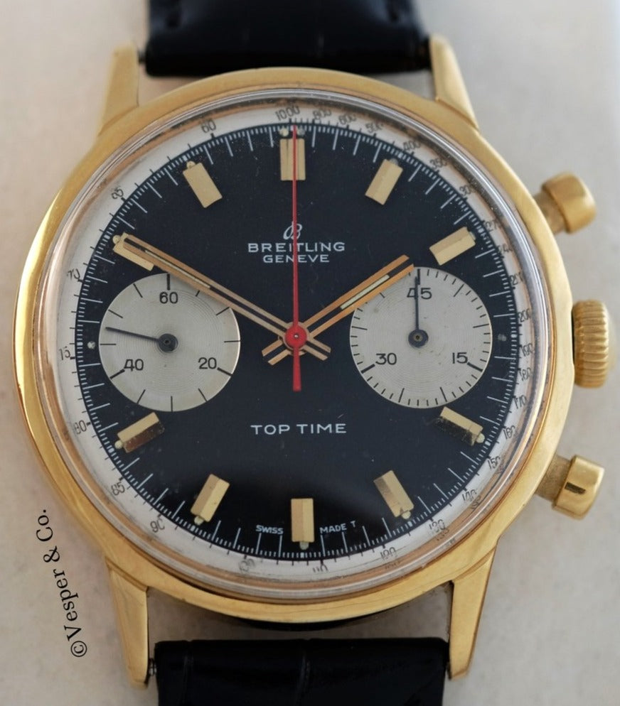 Breitling Top Time Chronograph with Certificate
