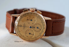 Load image into Gallery viewer, Universal Genève Compax in Rose Gold