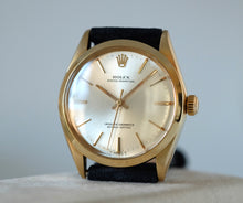 Load image into Gallery viewer, Rolex Oyster Perpetual in Yellow Gold Ref. 1012