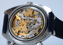 "Load image into Gallery viewer, Heuer Autavia Chrono-Matic ""Jo Siffert"" Ref. 1163T"