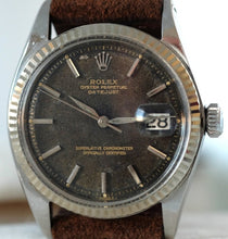 "Load image into Gallery viewer, Rolex Datejust Ref. 1603 with ""Tropical"" Dial"