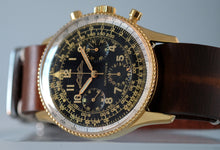 Load image into Gallery viewer, Breitling Early AOPA Navitimer Beaded with Gilt Dial Ref. 806