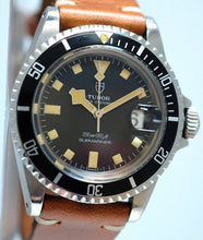 "Load image into Gallery viewer, Tudor Prince Oysterdate Submariner ""Snowflake"" Ref. 94110"