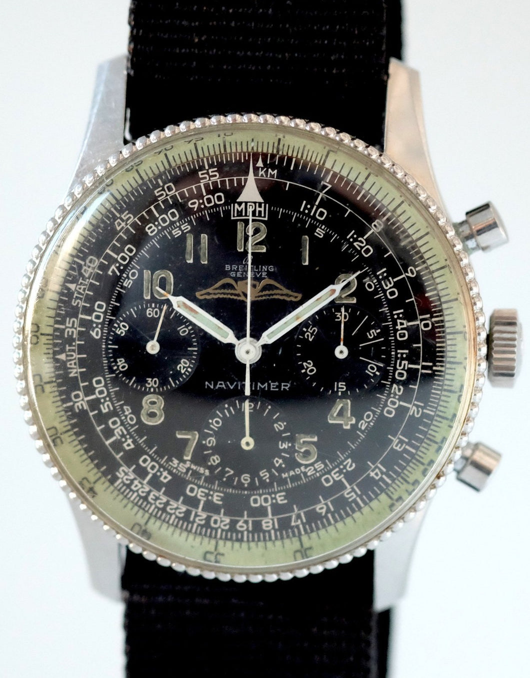 Breitling Early AOPA Navitimer Ref. 806
