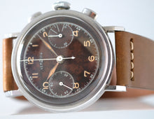 "Load image into Gallery viewer, Lemania 15TL ""Tropical"" Oversized Chronograph"